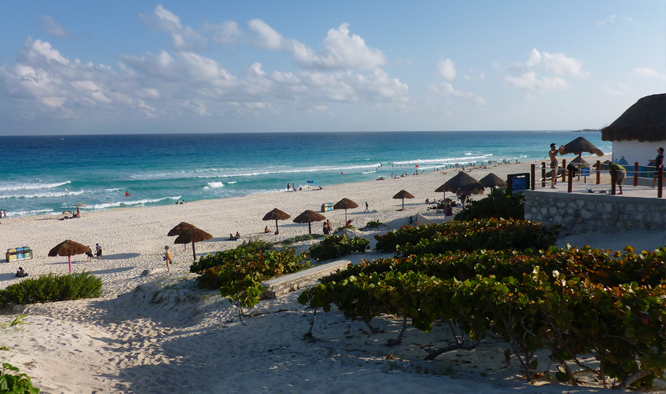 Cancun Beach - strand