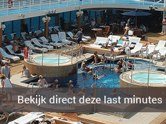 last minute cruisevakanties